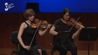 2017 Round #3 Competitor #9 I C Goicea | Mozart: Quintet in G minor, K516