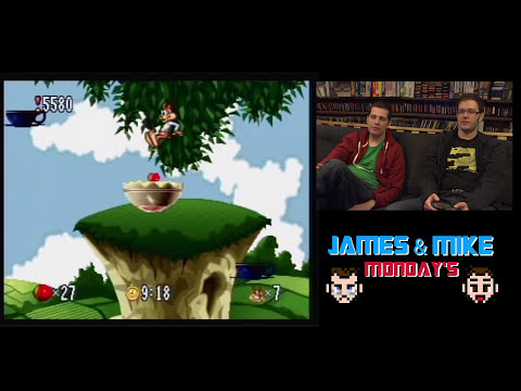 Bubsy in Fractured Furry Tales (Atari Jaguar) James & Mike Mondays