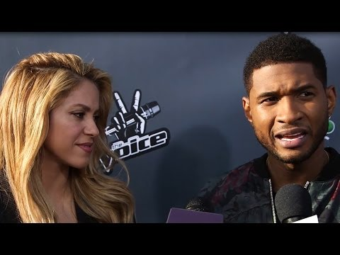 Shakira & Usher Say How They Really Feel About Each Other video