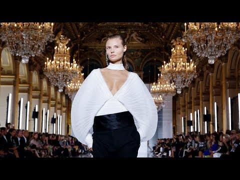 Balmain | Spring Summer 2019 Full Fashion Show | Exclusive