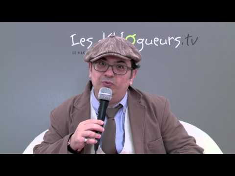 Vid�o de Pierre Pevel
