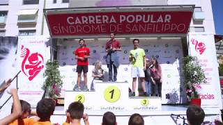 VI Carrera Popular Síndrome de Sanfilippo