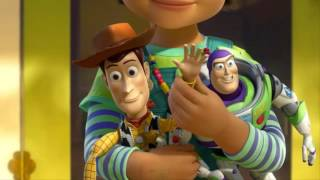 Thankfully, This Super Dark 'Toy Story' Theory About Andy's Dad Has Officially Been Debunked