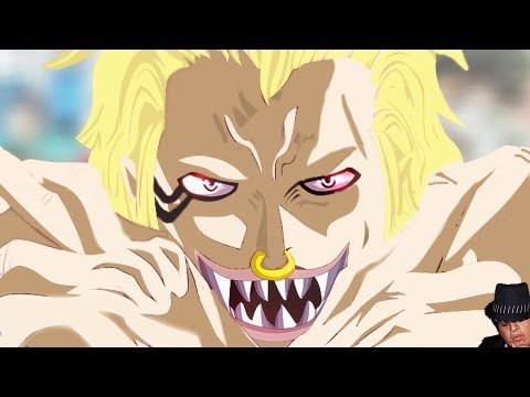 One Piece 709 Manga Chapter Review --- Winner of Block B & Bellamy's Purpose? ワンピース