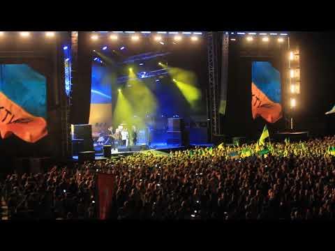 Океан Ельзи + Харьков: Гимн Украины 24.08.2017