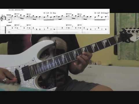Delhi Guitar Clinic :Trooper Intro Riff