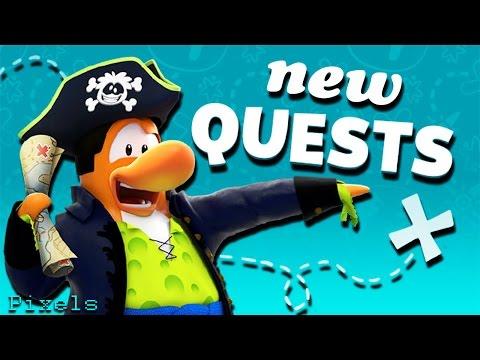 Disney Club Penguin Island - New Adventures  / Quests Gameplay Walkthrough #2