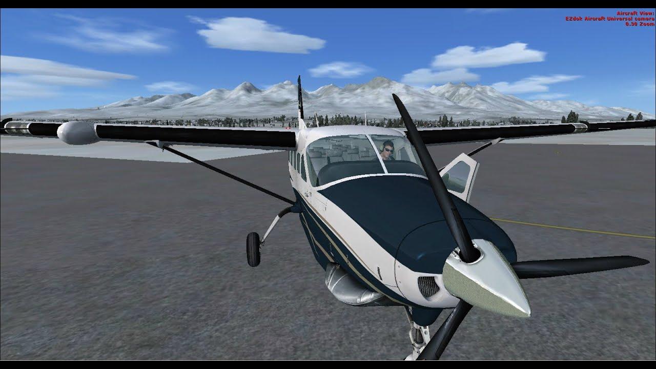 Carenado Cessna 208 Carenado-cessna 208