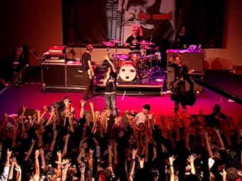The Used - Say Days Ago (live)