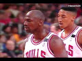 Two Men's Game (Michael Jordan and Scottie Pippen)