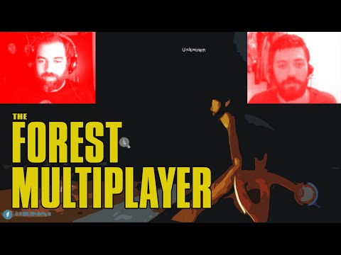 ADADA İKİ KİŞİ VAR! | The Forest Multiplayer (w/ PintiPanda)