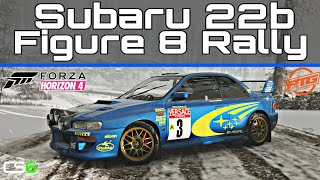 Subaru 22b STi - Figure 8 Rally Custom Route - Fortune Island