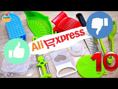 Товары для КУХНИ с Аliexpress/ Стоит ли покупать?