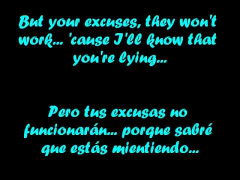Birdy - Without a word lyrics/espaol
