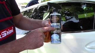 Masterson's Waterless Wash & Shine - Great Product!