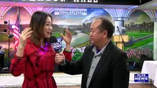 Pao Lee Talk Show: Tsev Neeg Hmoob Khab Tos Txais Laj Tsawb From China