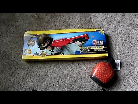 JT Splatmaster Review. Unboxing and Shooting! Awesome Paintball Marker!