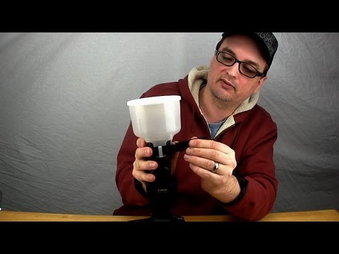Universal Cloud Dome Flash Diffuser Unboxing and Review - DSLRnerd.com