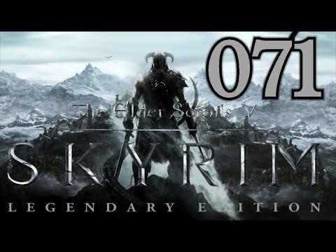 Let's Play Skyrim - Legendary Edition [German][Blind][#71] Totenbeschwörer in Ilinaltas Tiefe!