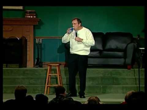 Comedian Jeff Allen: Overweight Dog