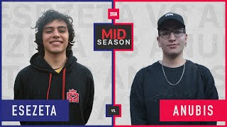 ANUBIS vs. ESEZETA: Cuartos - DEM Mid Season 2019