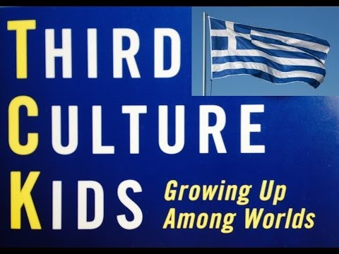 Ruth Van Reken - Third Culture Kids Greece