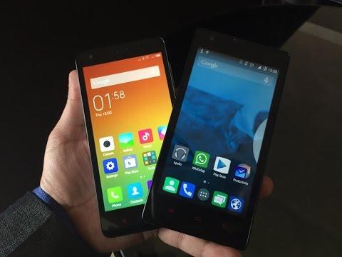 Xiaomi Redmi 2 VS Xiaomi Redmi 1S Comparison Review, Features, Camera, Overview