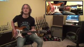 Scorching Licks over AC/DC - Sam Coulson - THR10X