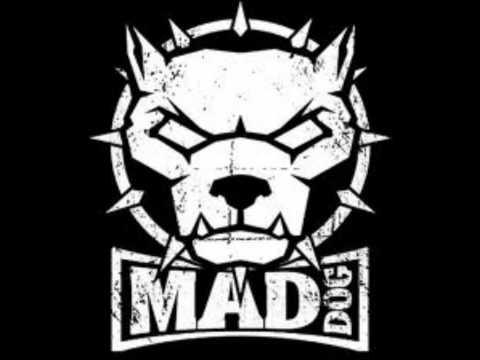 dj Mad Dog Logo Unexist vs dj Mad Dog Destroy
