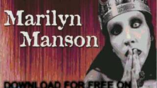 Watch Marilyn Manson Wrong Radio Noise video