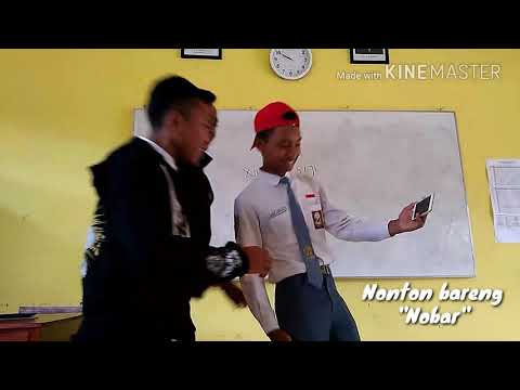 Video Kocak Anak SMAN 1 PULE Cover Lagu Korban Janji