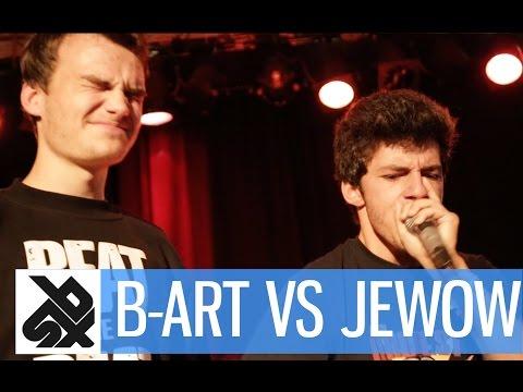 B-art (ned) Vs Jewow (por) |  Saint Legends Beatbox Battle  |  1 4 Final video