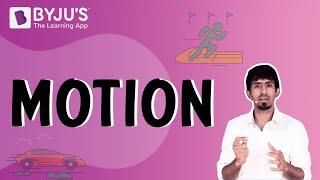 Class 6-10 - Understanding Motion