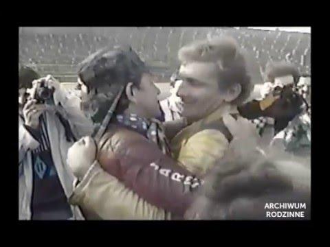 Józef Jarmuła I Jego Goście Częstochowa 1990 - żużel