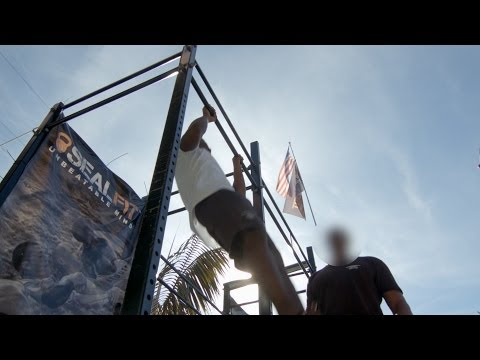 St John Bosco High School Football Team Endures The SEALFIT 20x Team Challenge