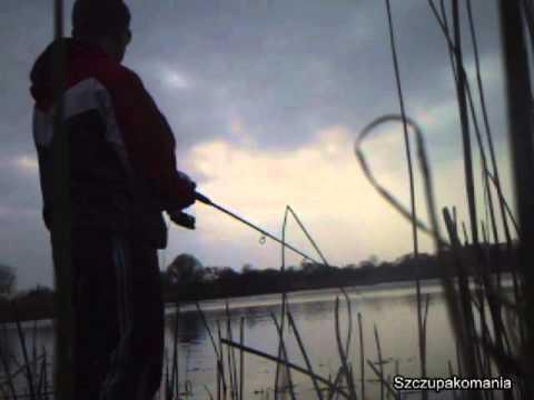 Wędkarstwo, Samotny Spinning Nad Jeziorkiem