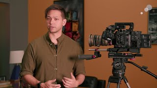01. At the Bench: Configuring the Canon C500 Mk II Camera