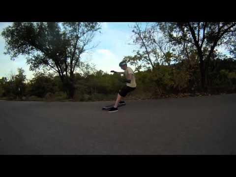 Boulder Longboarding: Gets A lil' Hyphy