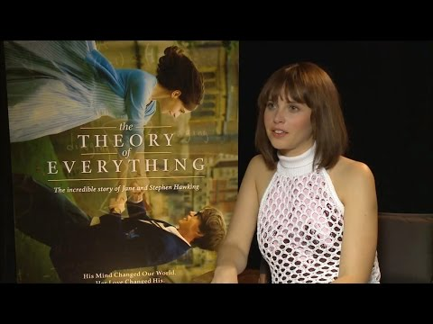 Felicity Jones & James Marsh (The Theory of Everything) Interviews at TIFF 2014