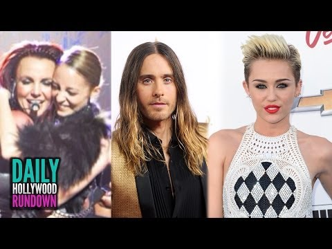 Are Miley Cyrus and Jared Leto Booty Calling Each Other? - DHR