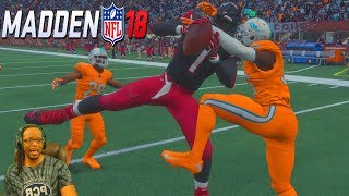 Madden 18 Career Mode WR Ep 5 - 99 CATCHING MADE THIS POSSIBLE!