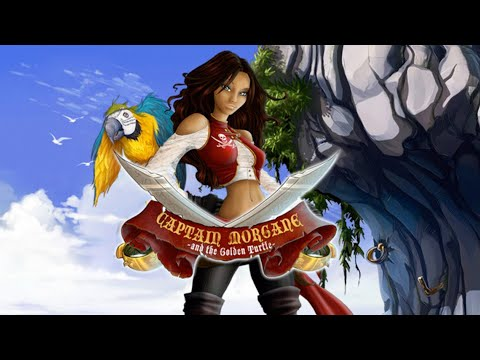Captain Morgane and the Golden Turtle - Full Game Trailer