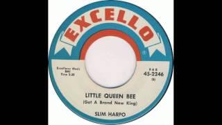 Watch Slim Harpo Little Queen Bee video