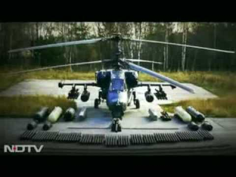 India's Indigenous Light Combat Helicopter (lch) - Ndtv Report 02 Of 02 video