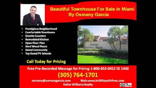 13340 SW 90 Ter House for Sale