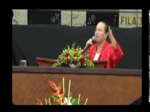 La mujer que su corazón no es lazo, red ni ligaduras (Hna. Carmén Rodriguez)