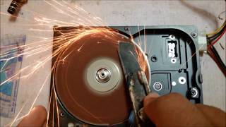 3 Best ideas - what can be made from an old Hard drive (HDD) | Tools sharpner