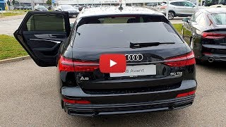 NEW Audi A6 Avant 50 TDI Quattro Review 2019