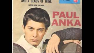Watch Paul Anka A Steel Guitar And A Glass Of Wine video