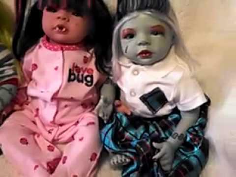 Monster High Reborn Babies Youtube